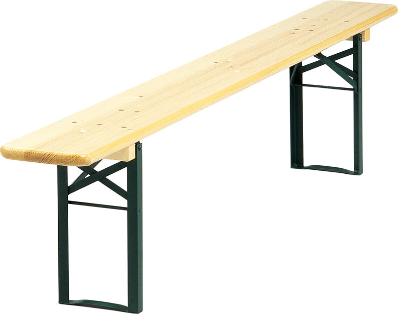 Bänk, Fetsival 220x25, höjd 47cm